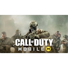 COD Mobile - 10800 CP Points