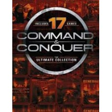 Command and Conquer: The Ultimate Edition (17 Games) [ PC / Origin ]