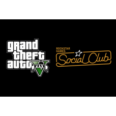 GTA V social club account