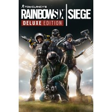 Tom Clancy's Rainbow Six Siege Deluxe Edition Epic Games account